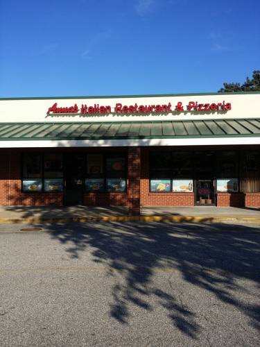 A photo of a Yaymaker Venue called Anna's Italian Restaurant {Big Bethel Rd.) located in Hampton, VA