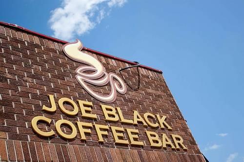 A photo of a Yaymaker Venue called Joe Black Coffee Bar located in Winnipeg, MB