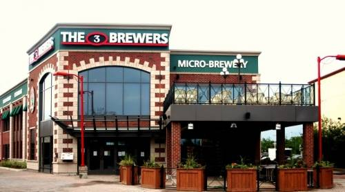 A photo of a Yaymaker Venue called 3 Brewers Kanata located in Ottawa, ON