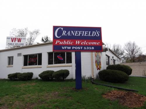 A photo of a Yaymaker Venue called Cranefields VFW Post 1318 located in Madison, WI