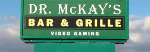 A photo of a Yaymaker Venue called Dr. McKay's located in Bloomington, IL