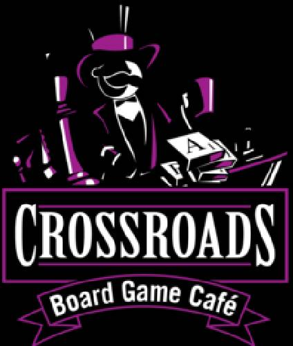 A photo of a Yaymaker Venue called Crossroads Board Game Cafe located in Waterloo, ON