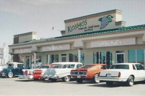 A photo of a Yaymaker Venue called Kosmos located in Leduc, AB