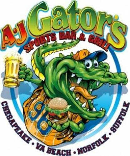 A photo of a Yaymaker Venue called AJ Gator's - Holland Rd located in Virginia Beach, VA