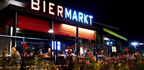 A photo of a Yaymaker Venue called Bier Markt - Esplanade located in Toronto, ON