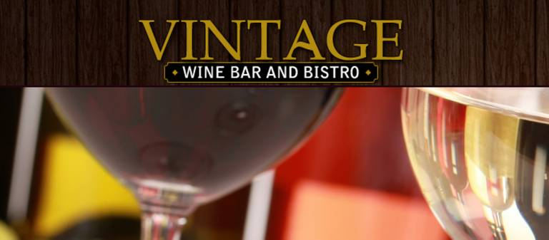 A photo of a Yaymaker Venue called Vintage Wine Bar & Bistro (Glassware Events) located in Farmingdale, NY
