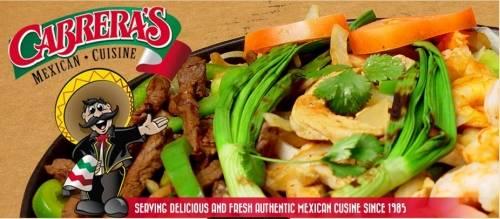 A photo of a Yaymaker Venue called Cabreras Mexican Cuisine Pasadena located in Pasadena, CA