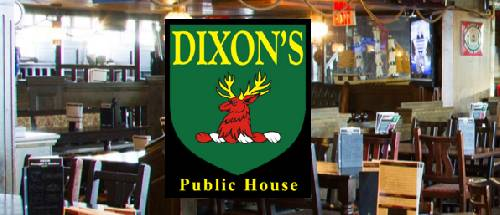 A photo of a Yaymaker Venue called Dixons Public House located in Calgary, AB