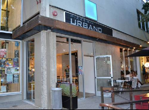 A photo of a Yaymaker Venue called Pizzeria Urbano - Midtown Sacramento located in Sacramento, CA
