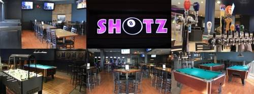 A photo of a Yaymaker Venue called Shotz Bar and Grill located in Calgary, AB