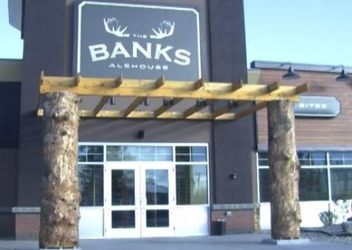 A photo of a Yaymaker Venue called The Banks Alehouse located in Fairbanks, AK