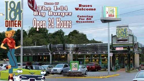 A photo of a Yaymaker Venue called I-84 Diner located in Fishkill, NY