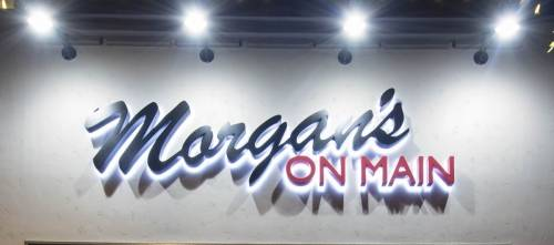 A photo of a Yaymaker Venue called Morgan's On Main located in Woodland, CA