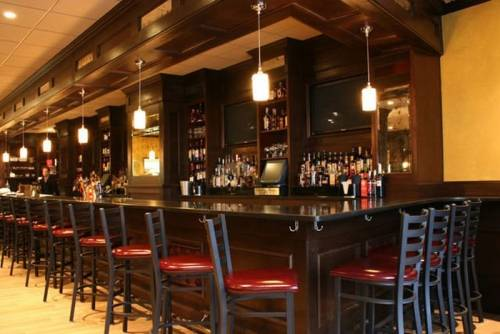 A photo of a Yaymaker Venue called Slate Bar and Grill - Event Space - (Financial District) located in Boston, MA