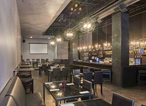 A photo of a Yaymaker Venue called Maezo Restaurant & Bar - Downtown located in Toronto, ON