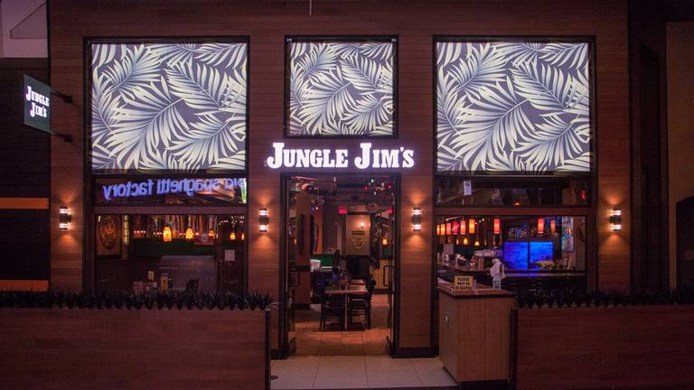 A photo of a Yaymaker Venue called Jungle Jim's (West Edmonton Mall) located in Edmonton, AB