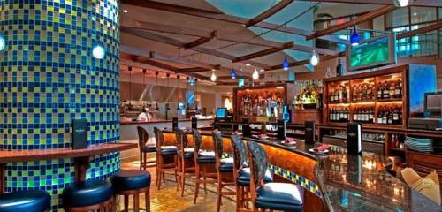 A photo of a Yaymaker Venue called Finn & Porter Restaurant at Embassy Suites located in Washington, DC