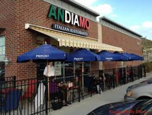 A photo of a Yaymaker Venue called Andiamo Italian Ristorante (Eagan, MN) located in Eagan, MN