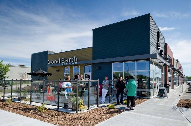 A photo of a Yaymaker Venue called Good Earth Coffeehouse & Bakery, Airdrie located in Airdrie, AB