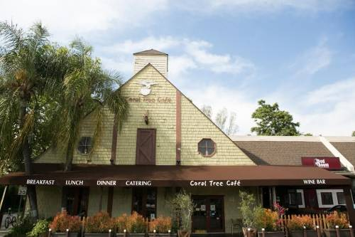 A photo of a Yaymaker Venue called Coral Tree Cafe Encino located in Encino, CA