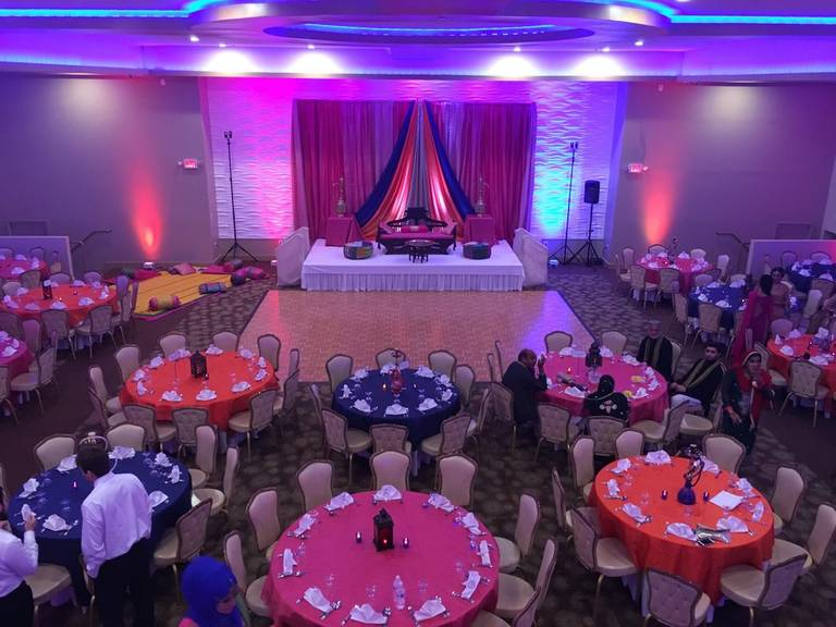 A photo of a Yaymaker Venue called The Royal Banquet and Event Center located in Springfield, VA