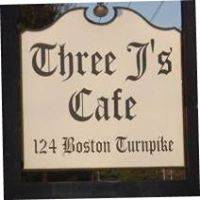 A photo of a Yaymaker Venue called Three J's Cafe located in Bolton, CT