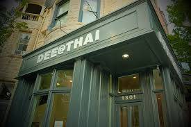 A photo of a Yaymaker Venue called DEE@THAI located in Baltimore, MD