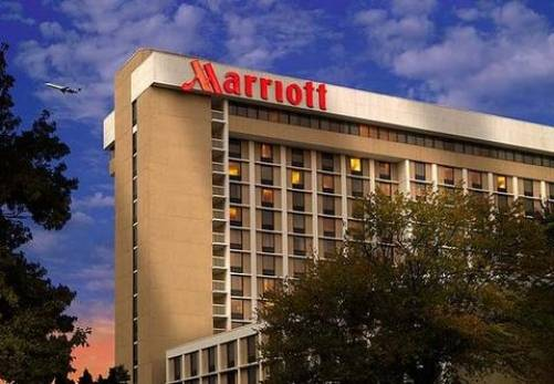 A photo of a Yaymaker Venue called B+ (Atlanta Airport Marriott) located in College Park , GA