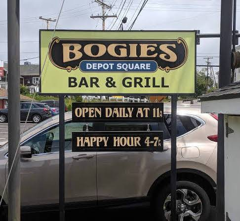 A photo of a Yaymaker Venue called Bogie's located in Hampton, NH