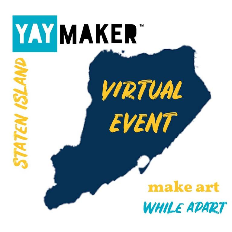 A photo of a Yaymaker Venue called Virtual Staten Island Event * from your device! located in STATEN ISLAND, NY