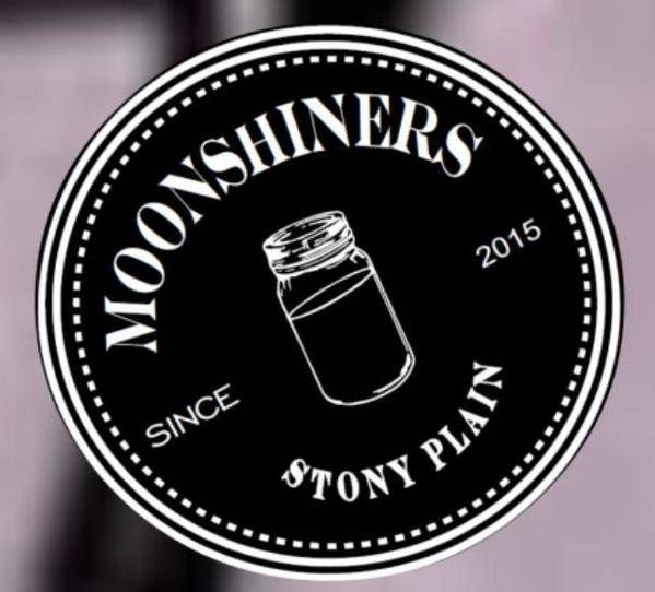 A photo of a Yaymaker Venue called Moonshiners Stony Plain located in Stony Plain, AB
