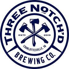 A photo of a Yaymaker Venue called Three Notch'd Craft Kitchen & Brewery located in 22902, VA