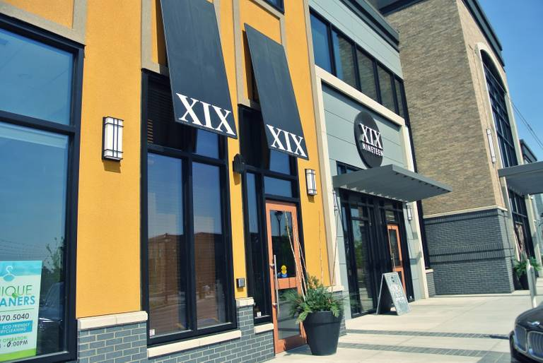 A photo of a Yaymaker Venue called XIX Nineteen located in St. Albert, AB