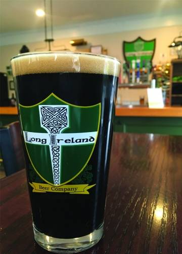 A photo of a Yaymaker Venue called Long Ireland Beer Company (Riverhead) located in Riverhead, NY