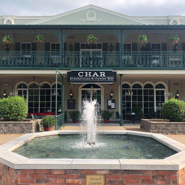A photo of a Yaymaker Venue called Char Steakhouse & Oyster Bar located in Springfield, MO