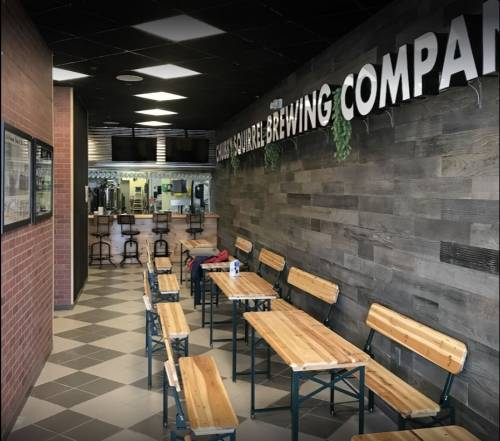A photo of a Yaymaker Venue called Chubby Squirrel Brewing Company located in Fairfax, VA