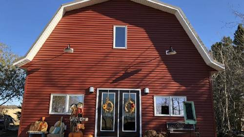 A photo of a Yaymaker Venue called Little Red Barn Gift & Cafe located in Red Deer, AB