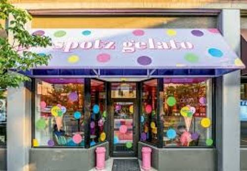 A photo of a Yaymaker Venue called Spotz Gelato located in Lexington, KY