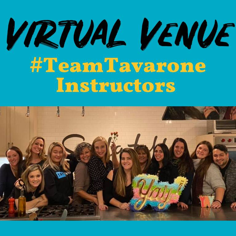 A photo of a Yaymaker Venue called #TeamTavarone Virtual Venue- Long Island, NY located in Ronkonkoma, NY