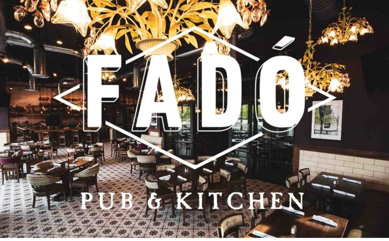 A photo of a Yaymaker Venue called Fado Pub & Kitchen located in Dublin, OH