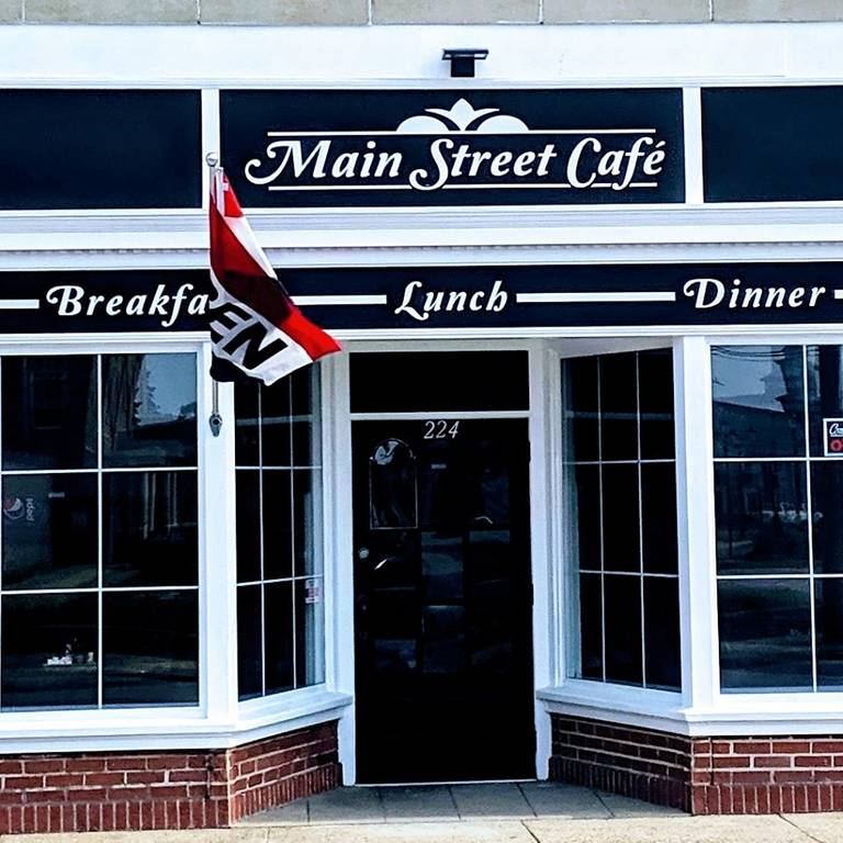 A photo of a Yaymaker Venue called Main Street Cafe located in Hopewell, VA