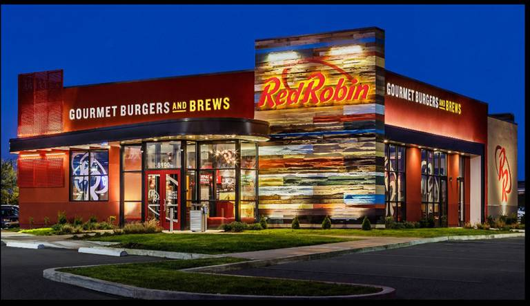 A photo of a Yaymaker Venue called Red Robin Gourmet Burgers and Brews (Secaucus) located in secaucus, NJ