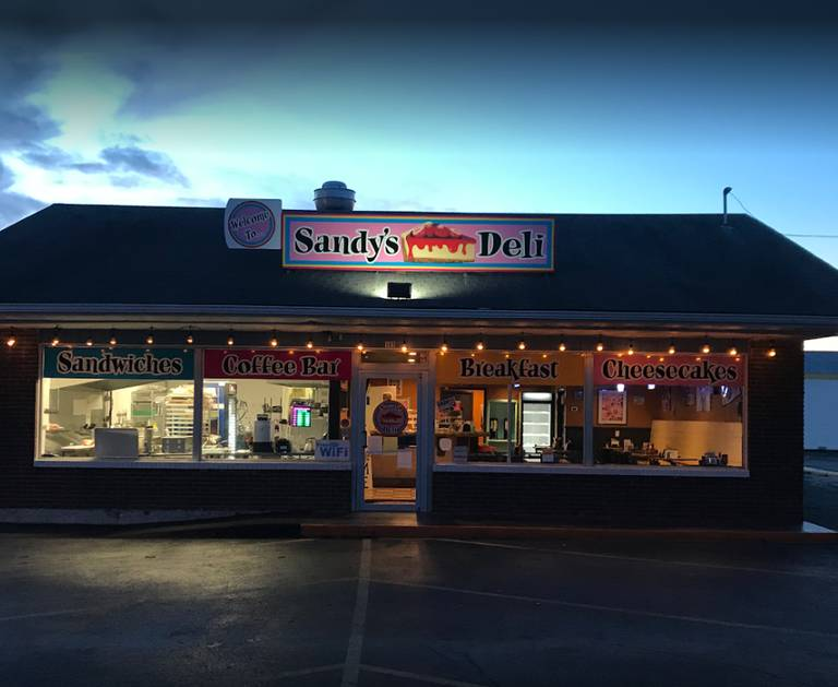 A photo of a Yaymaker Venue called Sandys Deli located in Nixa, MO
