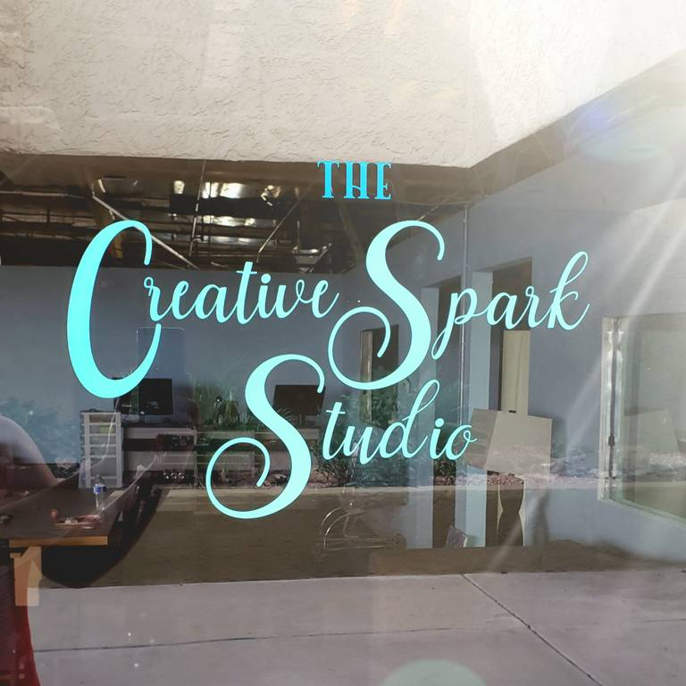 A photo of a Yaymaker Venue called The Creative Spark Studio located in MESA, AZ