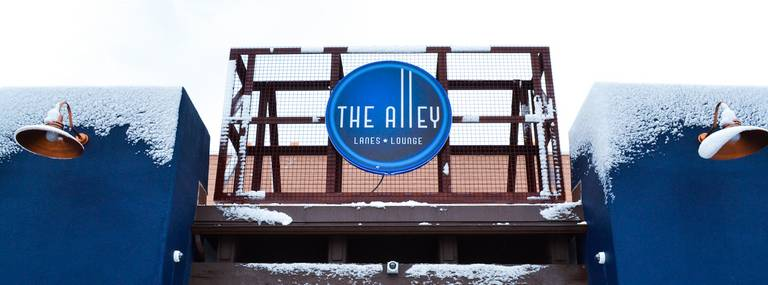 A photo of a Yaymaker Venue called The Alley located in Santa Fe, NM