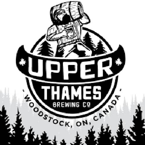 A photo of a Yaymaker Venue called Upper Thames Brewing Co. located in Woodstock, ON