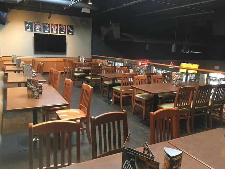 A photo of a Yaymaker Venue called Boston Pizza - Beddington located in Calgary, AB