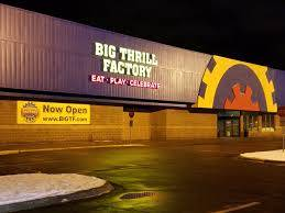 A photo of a Yaymaker Venue called Big Thrill Factory (Oakdale, MN) located in Oakdale, MN