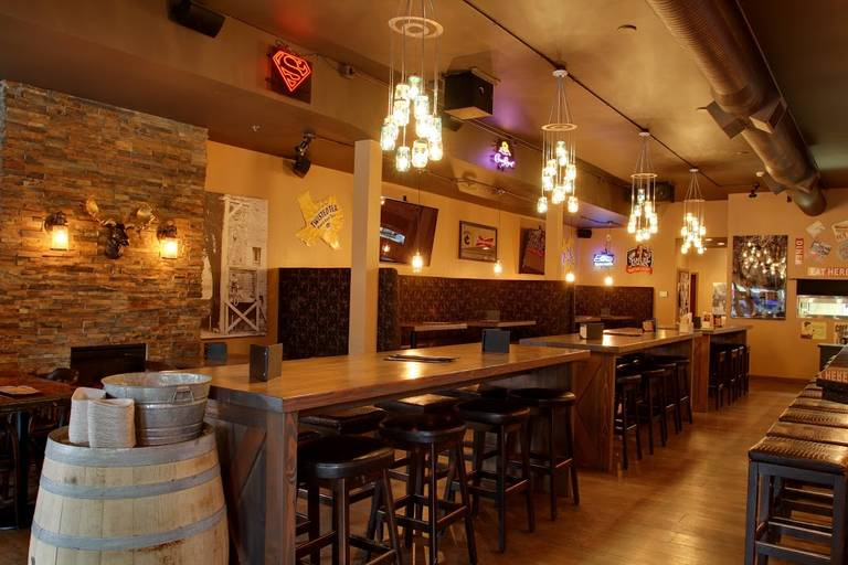 A photo of a Yaymaker Venue called Judge Begbie's Tavern located in Burnaby, BC