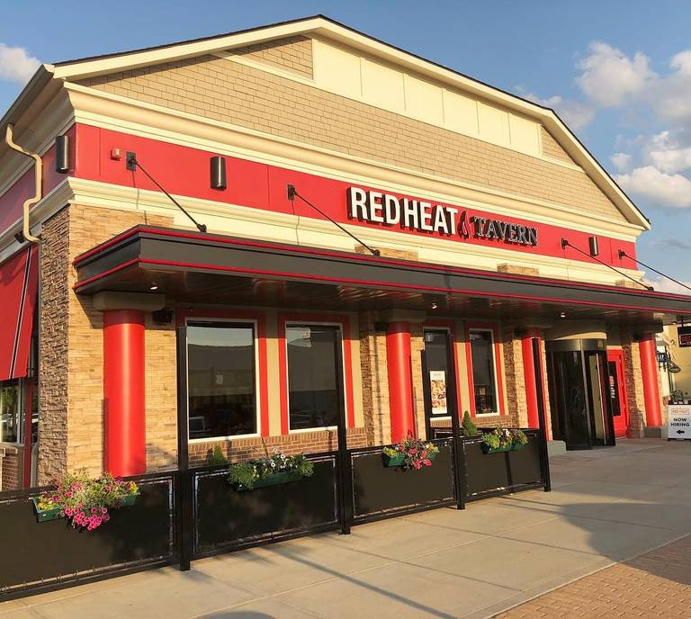 A photo of a Yaymaker Venue called Red Heat Tavern located in South windsor, CT